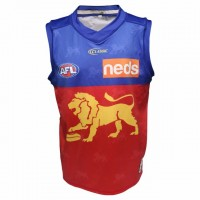 Brisbane Lions 2020 Men's Away Guernsey