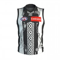 Collingwood Magpies Men's Indigenous Guernsey 2020