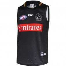 Collingwood Magpies 2019 Men's Training Guernsey