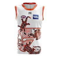 GWS Giants Men's Indigenous Guernsey 2020