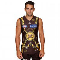 Hawthorn Hawks Mens Indigenous Guernsey 2020