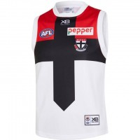 St Kilda Saints 2019 Men's Replica Clash Guernsey
